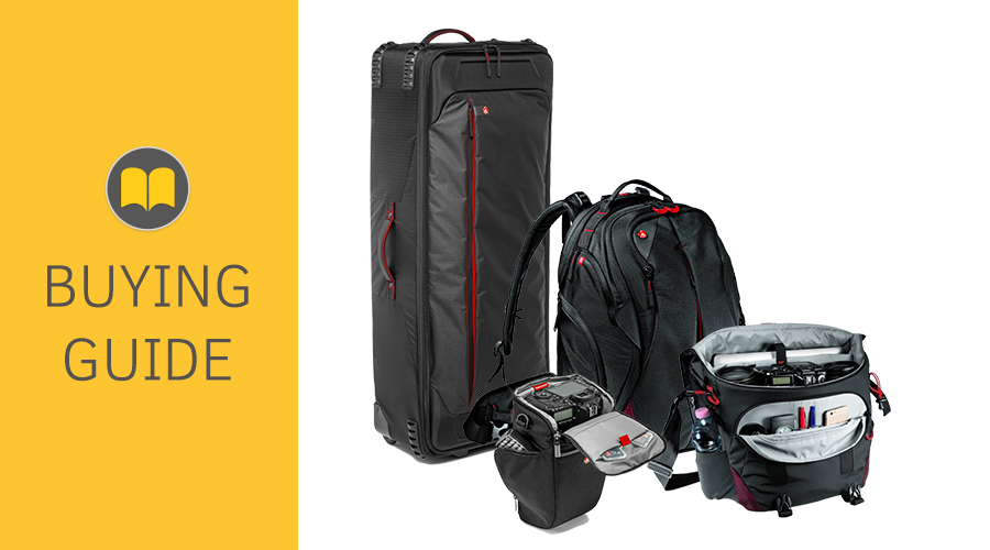Buying Guide | Manfrotto Bags