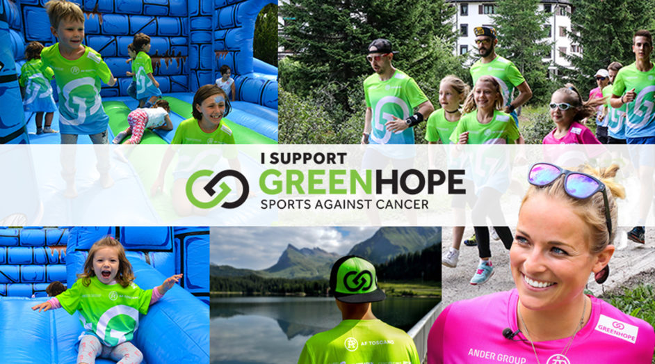 Greenhope | Sports against cancer