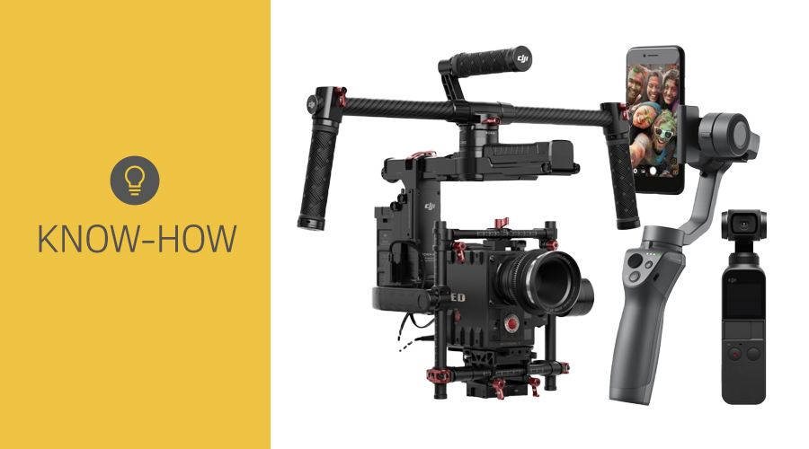 Know-how | Gimbal im Fokus