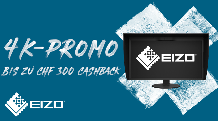 Spannende Eizo 4K Promotion