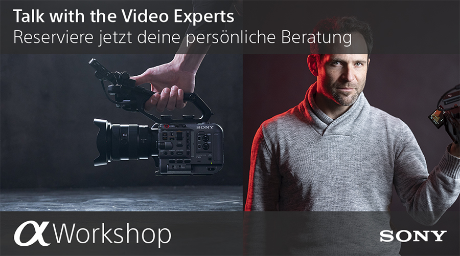 Sony Creative Pro – Talk with the Experts