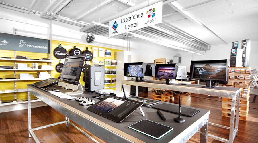 Light + Byte | Eizo + Wacom Experience Center